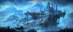 fantasy landscapes mystic - Google Search