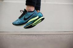 """Nike Flyknit Racer """"Blue Lagoon"""""""