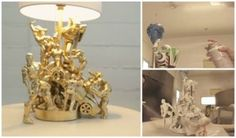 Turn Kids Toys into Stunning Table Toy Lamp