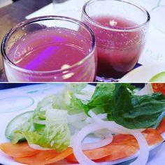 Red pepper dinner with  Grape juice complimentary with Salad #redpepper #eggmasala #chillypaneer #zomato #zomatouae #dubai #dubaipage #mydubai #dubaifood #dubaifoodie #dubaifoodblogger #dubaifoodbloggers #uae #inuae #uaefood #uaefoodie #uaefoodblogger #uaefoodbloggers #foodblogging #foodblogger #foodreview