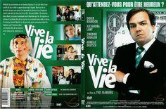 Jaquette DVD Vive la vie - SLIM