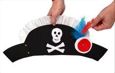 hacer gorro pirata 1