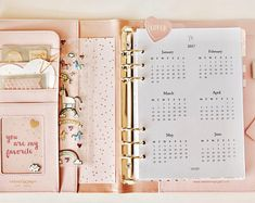 NEW Printable Planner Kit 2019 monthly yearly weekly Cute Planner, Weekly Planner Printable, Kikki K, Kikki Planner, Binder Planner, Budget Planner, Cool School Supplies, Websters Pages, Cute Stationery
