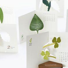 Botanical Life Calendar
