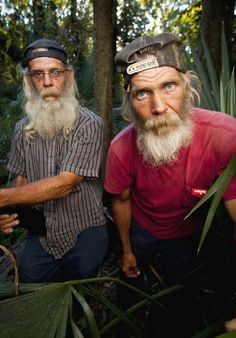 Mitchell Guist, much-loved in Swamp People. RIP. pinned with Pinvolve - pinvolve.co