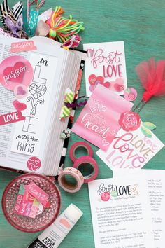 February may be the shortest month, but it's certainly not short on love or romance. The store shelves are lined with pink and red and candy and cards. Everywhere I look, I see the word LOVE. When God gave me my verse for 2017, I had no idea I would spend so much time reading, …