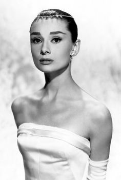 Audrey - maybe the most elegant woman who ever lived.