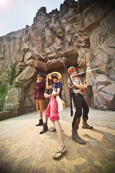 deicn911(岚陵萧萧声) Monkey D. Luffy Cosplay Photo - Cure WorldCosplay