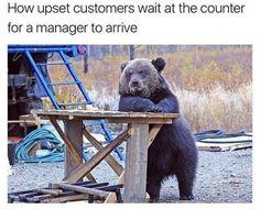Upset customers