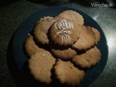 Škoricové keksíky zo špaldovej múky