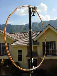 ..Antenas Magnéticas « Experiencias de un Radioaficionado Sin Fronteras