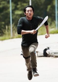 The Walking Dead/Glenn