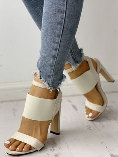 48a68c6f859 Find out New Look s stylish variety of women s heeled shoes