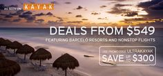 Funjet Vacations - All Inclusive Vacation Packages to Cancun, Jamaica & More