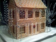Mine pepperkakehus tips - Mat På Bordet Christmas Gingerbread House, Gingerbread Man, Special Occasion, Shed, Outdoor Structures, House Styles, Tips, House Ideas, Brown