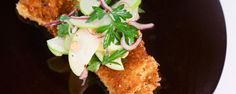 Mario Batali's Hazelnut Veal Milanese Recipe | The Chew - ABC.com