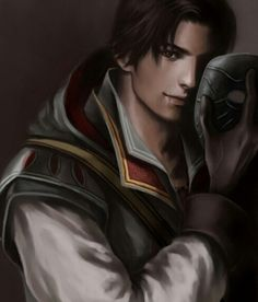 Assassins Creed Ezio Fan Art... THIS IS SO SEXY!!!!!!!!