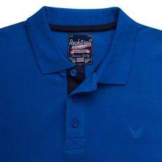 """Ανδρική Μπλούζα Polo """"Wilfredo"""" Rock & Roll 100% Cotton Men's Polo, Polo Shirts, Rock And Roll, Polo Ralph Lauren, Shirt Dress, Long Sleeve, Sleeves, Mens Tops, Cotton"""