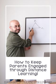 Parents and family involvement in education has always been essential to success and learning for the students. However, now that much of the learning is being done at home because of school closures, it's even more important for family involvement to be present. Many families are now becoming more active in their child's education, and teachers are looking for ways to support them. Here is how to keep parents engaged and support parents through distance learning. Back To School Hacks, School Tips, School Ideas, Reading Strategies, Reading Activities, Reading Comprehension, Cloze Reading, Guided Reading, Get To Know You Activities