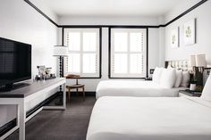 Tilden Hotel by Studio Tack San Francisco California