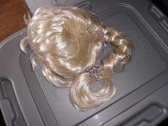 Disney Frozen Elsa Jeweled Wig #Disney