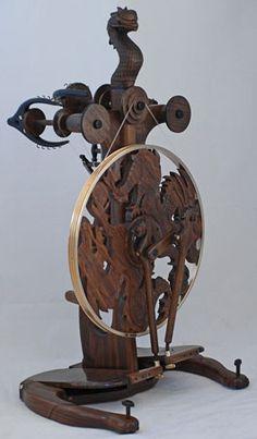 dragon #2 Golding Wheel