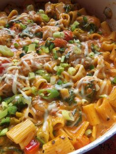 This is one of those recipes that improves in flavor after it sets overnight.