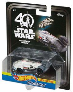Hot Wheels han solo Star Wars 1//8 1:64 2017 mattel Disney