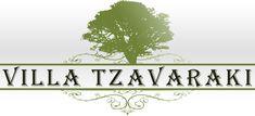 Villa Tzavaraki Logo