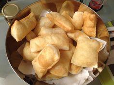 La ricetta dello gnocco fritto è tipica della mia regione, l'Emilia Romagna, la…