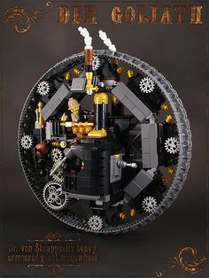 More Lego Steampunk!