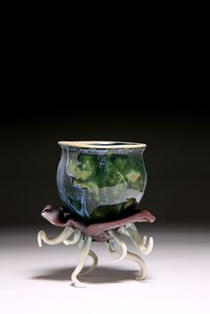 'Stilted Dance' cone 6 electric - crystal nykoluk Pop Up Art, Art Market, Sculpting, Sculptures, Ceramics, Dance, Crystals, Gallery, Electric