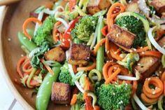 Vegan Chow Mein...