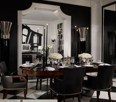 London Lisbonite: American opulence: Ralph Lauren Home
