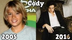 Cole Sprouse / Cody Martin / Suite Life of Zack and Cody << He went from adorable little kid to vampire.