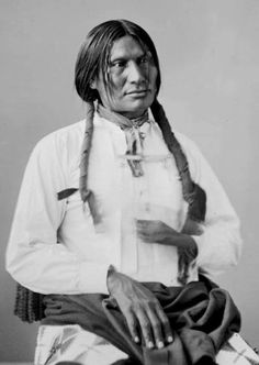 Chief Big Foot was a man of peace, and best known among his people for his political and diplomatic successes. He was skilled at settling quarrels between rival parties, and was often in great demand among other Teton bands. http://bit.ly/YyvQ7D