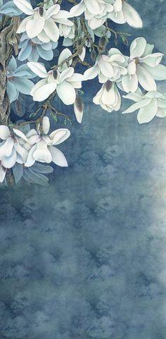 Картинки по запросу Bauhinia - Xu Beihong
