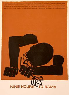 Bass Notes: The film posters of Saul Bass – in pictures