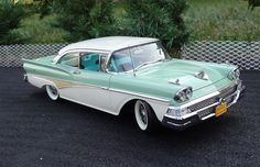 1958 ford fairlane | 1958 Ford Fairlane 500 Club Victoria Hardtop | Flickr - Photo Sharing!