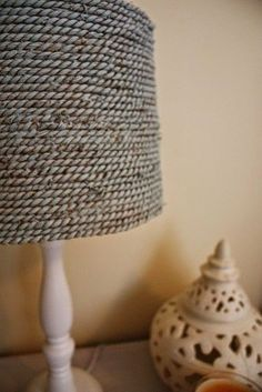 sharpie on a lamp shade--would be fun to write something important
