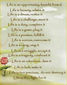 #life