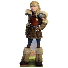 Astrid costume from How to train your dragon. This Astrid costume is all in the details. Astrid Cosplay, Costume Astrid, Dragon 2, Dragon Party, Dragon Birthday, How To Train Dragon, How To Train Your, Viking Warrior Woman, Female Viking