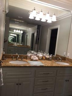 My bathroom before remodel