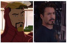 They found real life tony Stark