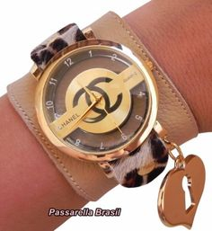 Relojo Chanel