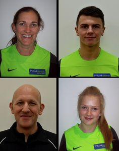 Our Team at Long Eaton: Kerry, Harry, Martyn & El A Team, Gym, Fitness, Excercise, Gymnastics Room, Gym Room