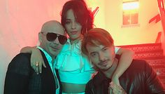 What do you get when Pitbull, J Balvin, and Camila Cabello come together?