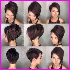 45 Inspiring Pixie Undercut Hairstyles, The pixie undercut trend continues to be a favorite amongst women who love pixie. Few words enough to describe pixie undercuts; brave and full of fun. Undercut Hairstyles, Pixie Hairstyles, Pixie Haircut, Black Hairstyles, Natural Hairstyles, Pretty Hairstyles, Short Hair Cuts, Short Pixie, Short Hair With Undercut