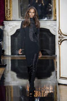 Loris Azarro at Couture Fall 2014