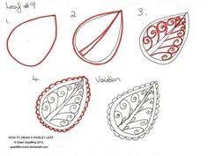#zentangle #doodle #tuto